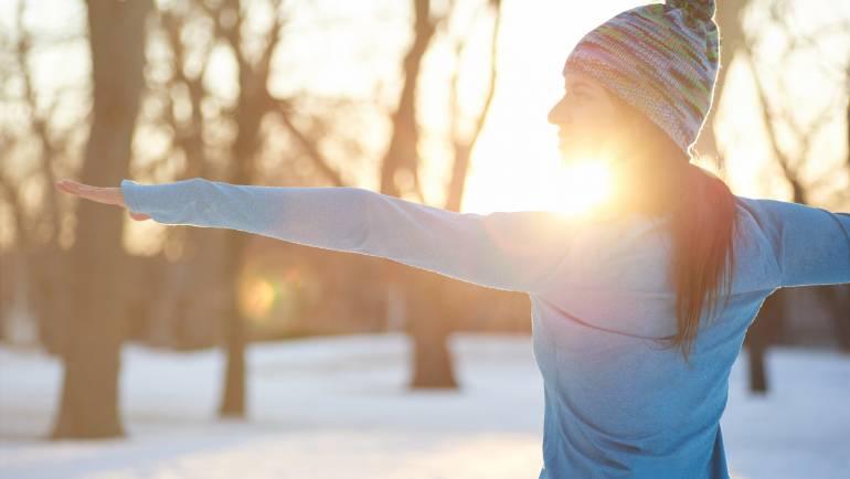 Raus mit euch! Outdoor-Training ist gesund.