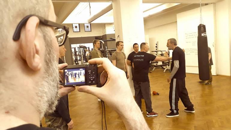 Solovyev Defense rocks Vienna – Selbstverteidigung: Enstpannt und ohne Kraft
