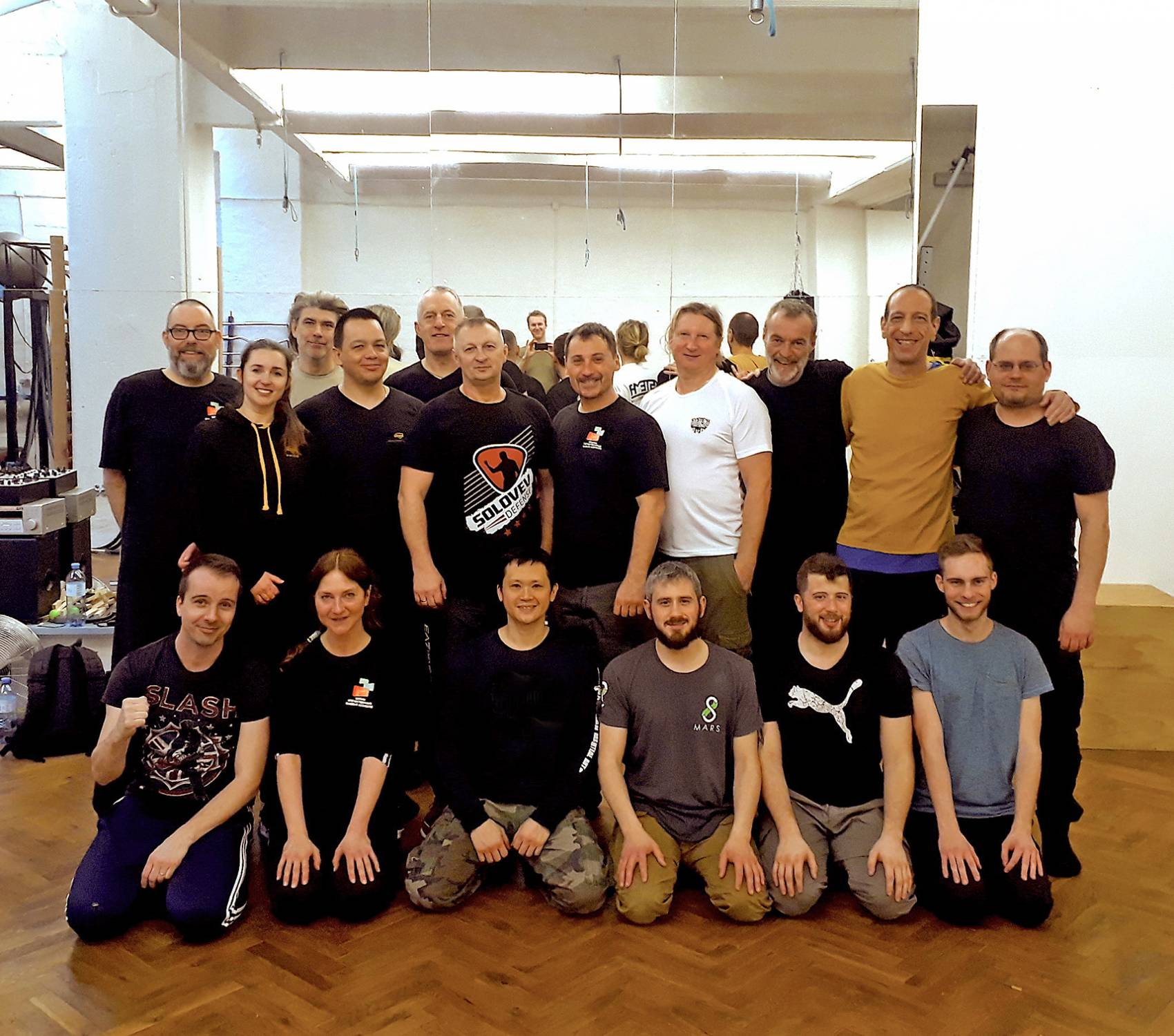 MARS.Training.Solovyev Wien 2020.Gruppenfoto